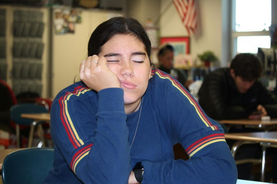 For many, sleep is something that second semester seniors love to catch up on, often impacting attendance.