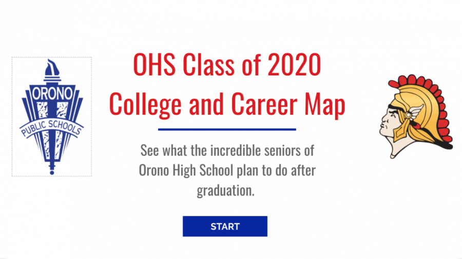 The OHS Class of 2020 will be going all over the world after graduation on June 3.