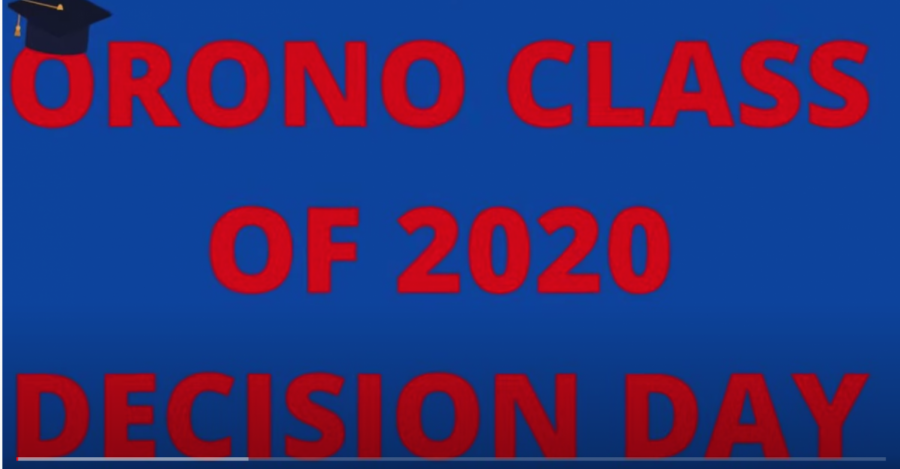 Decision Day 2020 Video