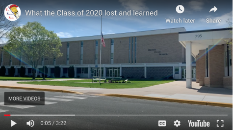 What the senior class of 2020 lost and learned.