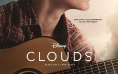 Clouds, a new movie based on a true story, released October 2020.