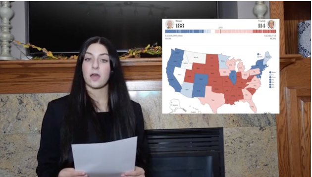 Lauryn Pietrzak will keep you up to date on all the election results coming in tonight. Check back later for updates.