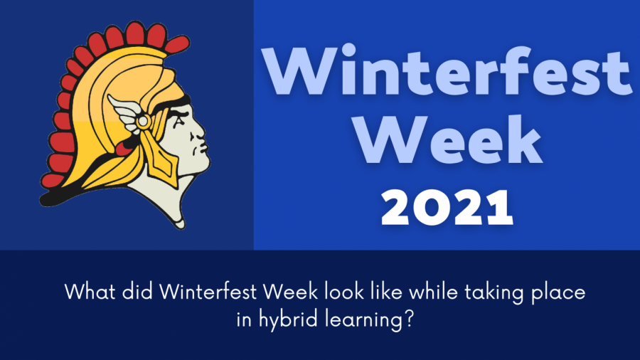 Winterfest Week Taking Place During Hybrid Learning