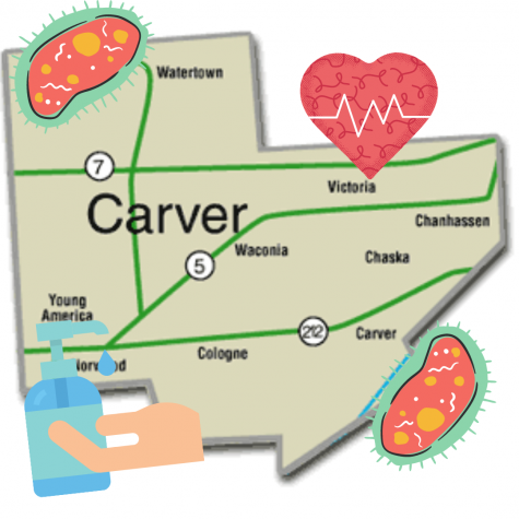 Carver County, Minnesota must take extra precautions amidst their current coronavirus outbreak.