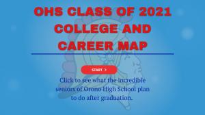 Orono High School Seniors' Future Plans