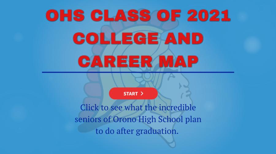 Orono High School Seniors