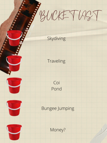 What can a Bucket List do for you?