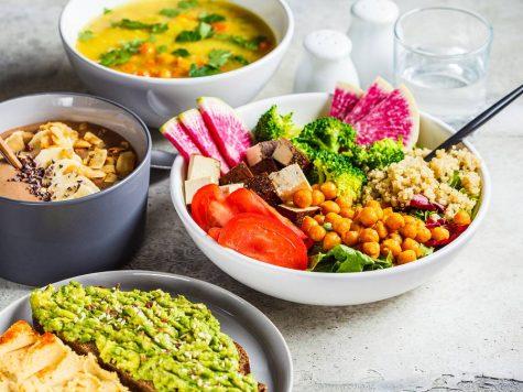 Vegan food for the soul